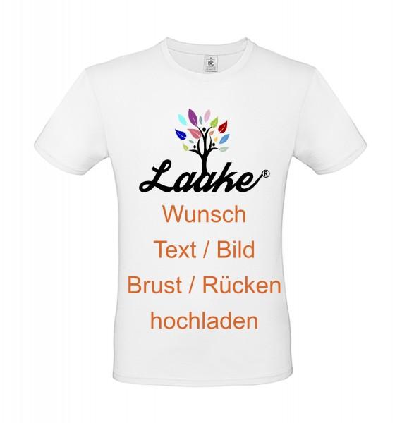 the best attitude 987d2 98a5b T-Shirt bedrucken lassen - Text und Bild nach Wunsch selber gestalten Foto  Shirt Textildruck