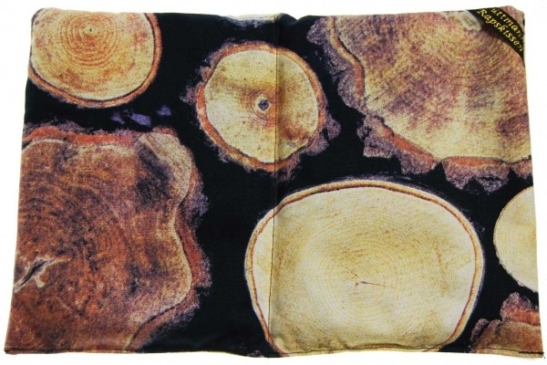 2-Kammer Rapskissen Holz