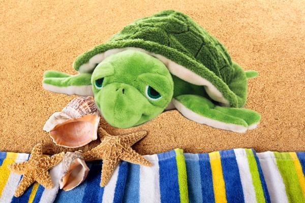 Habibi Plush Wasserschildkröte von myLaake.de