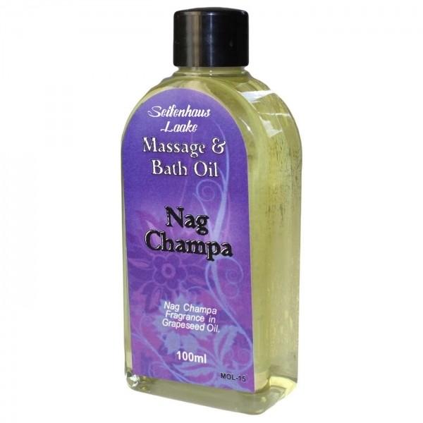 Körper- & Massageöl Nag Champa
