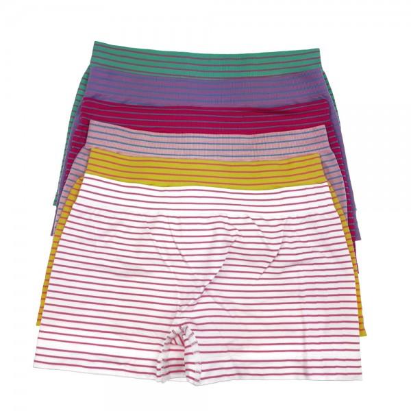 Kinder Mädchen Panty Unterhose Hipster 6 Stück Unterwäsche Boxer Shorts Slips Schlüpfer